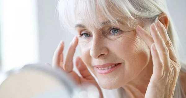Уход за кожей лица после 40, 45 лет