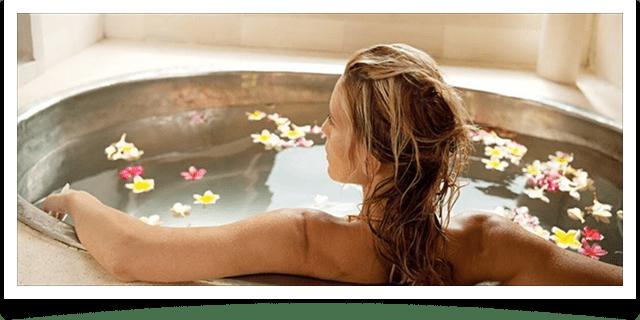 Принятие ванны в домашних условиях, рекомендации