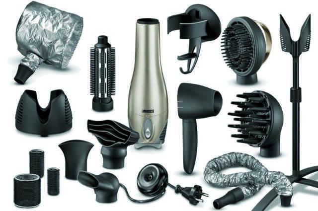 инструменты для укладки волос дома