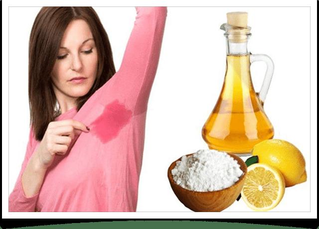 Как избавиться от запаха пота в домашних условиях