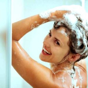 Как правильно мыться в душе