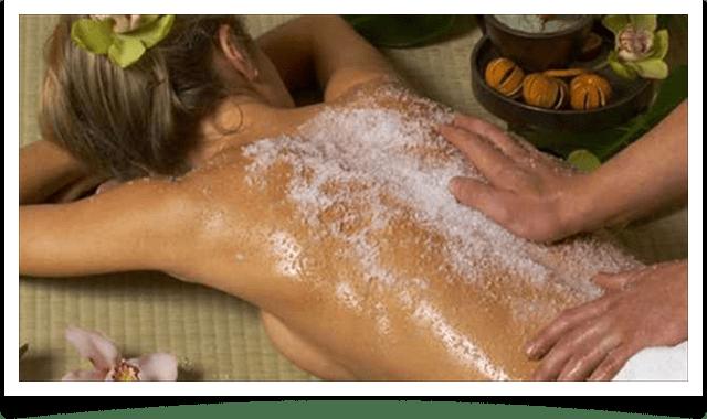 скраб для кожи тела как применять