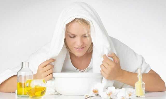 как сделать паровую ванночку для лица в домашних условиях