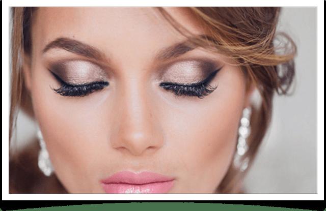 красивый макияж глаз в домашних условиях пошаговое
