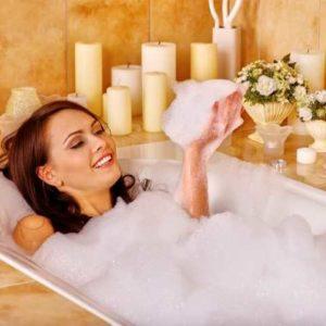Как правильно принимать ванны?