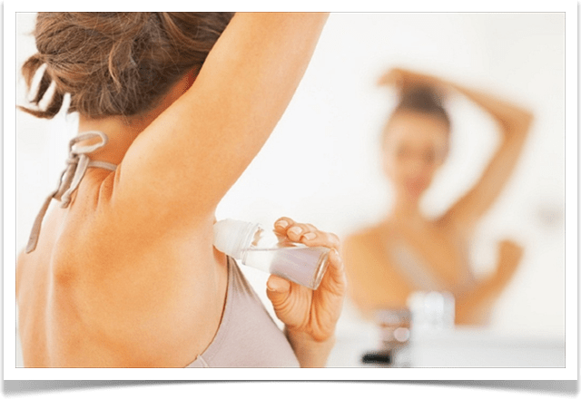 средства от пота и запаха