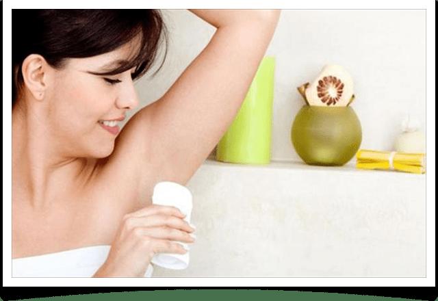 дезодоранты и антиперспиранты от запоха пота