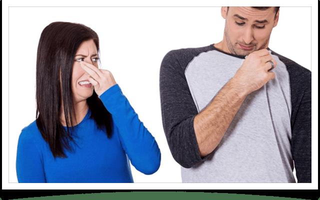 средства защиты от пота и неприятного запаха