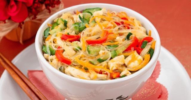 Фунчоза, это рисовая лапша рецепт
