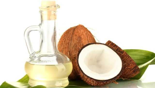 Рецепт маски от секщехся кончиков из кокосового и оливкового масла