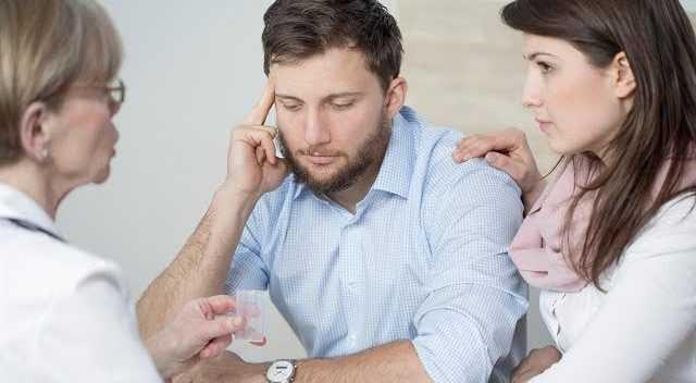Какие симптомы у мужчин бесплодия