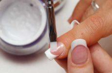 Технология наращивания ногтей и уход за ними