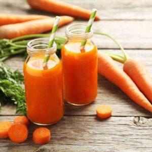 Десерт, гарнир, салат из тыквы и моркови — полезное меню