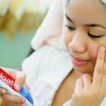 Зубная паста от прыщей — способ применения
