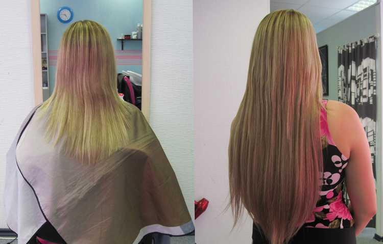 Минусы горячего наращивания волос
