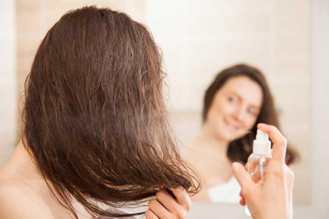 Питание для редких волос