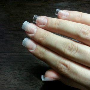 Наращивание ногтей на типсы: виды и назначение
