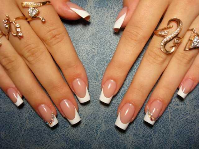 Что нужно для наращивания ногтей