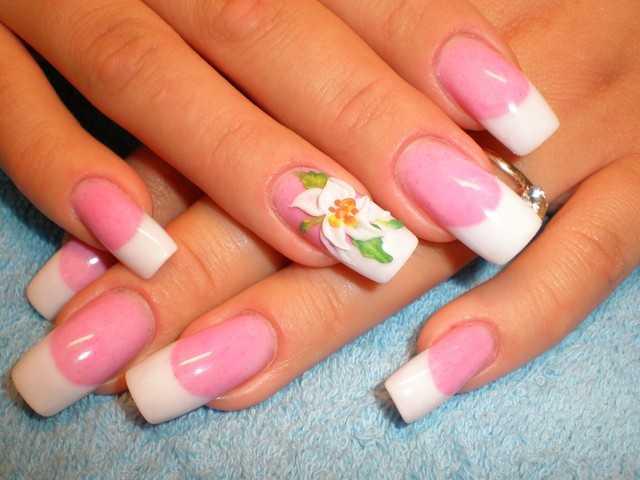 Плюсы наращивания ногтей