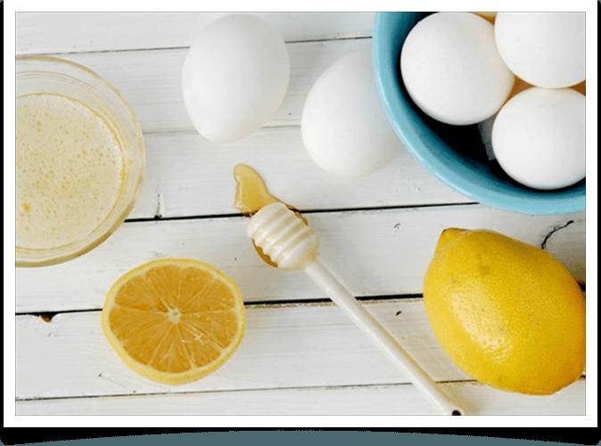 Рецепт лимонной маски для волос с яйцом и алоэ