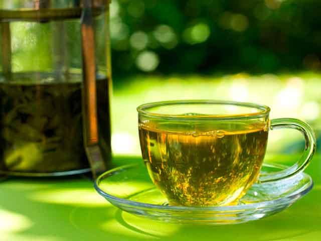 Влияние зеленого чая на организм человека
