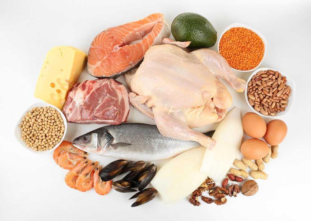 Белки (протеины) — основа фитнес десертов