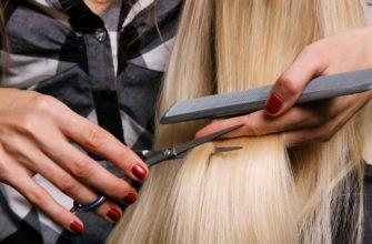 Что такое горячие ножницы для волос: плюсы и минусы процедуры