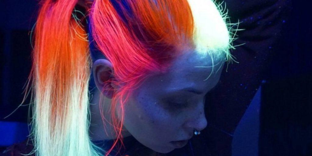 Какой краской осветлить темные волосы без желтизны