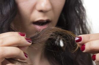 появления секущихся кончиков на волосах как лечить