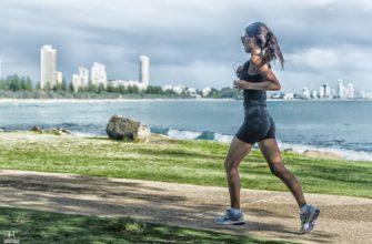 Бег — лучшее средство, чтобы похудеть