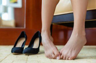 Чем бороться с непревзойдённым «ароматом» от ног
