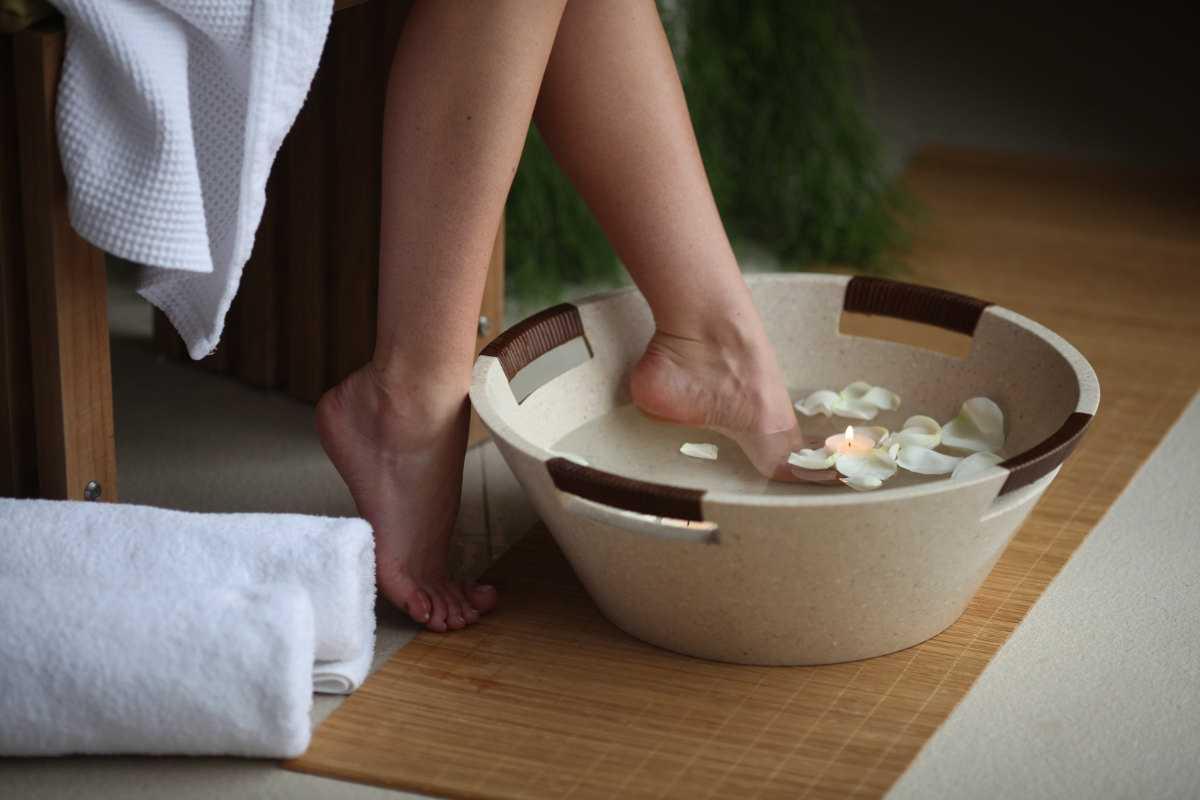 Методы борьбы с запахом ног