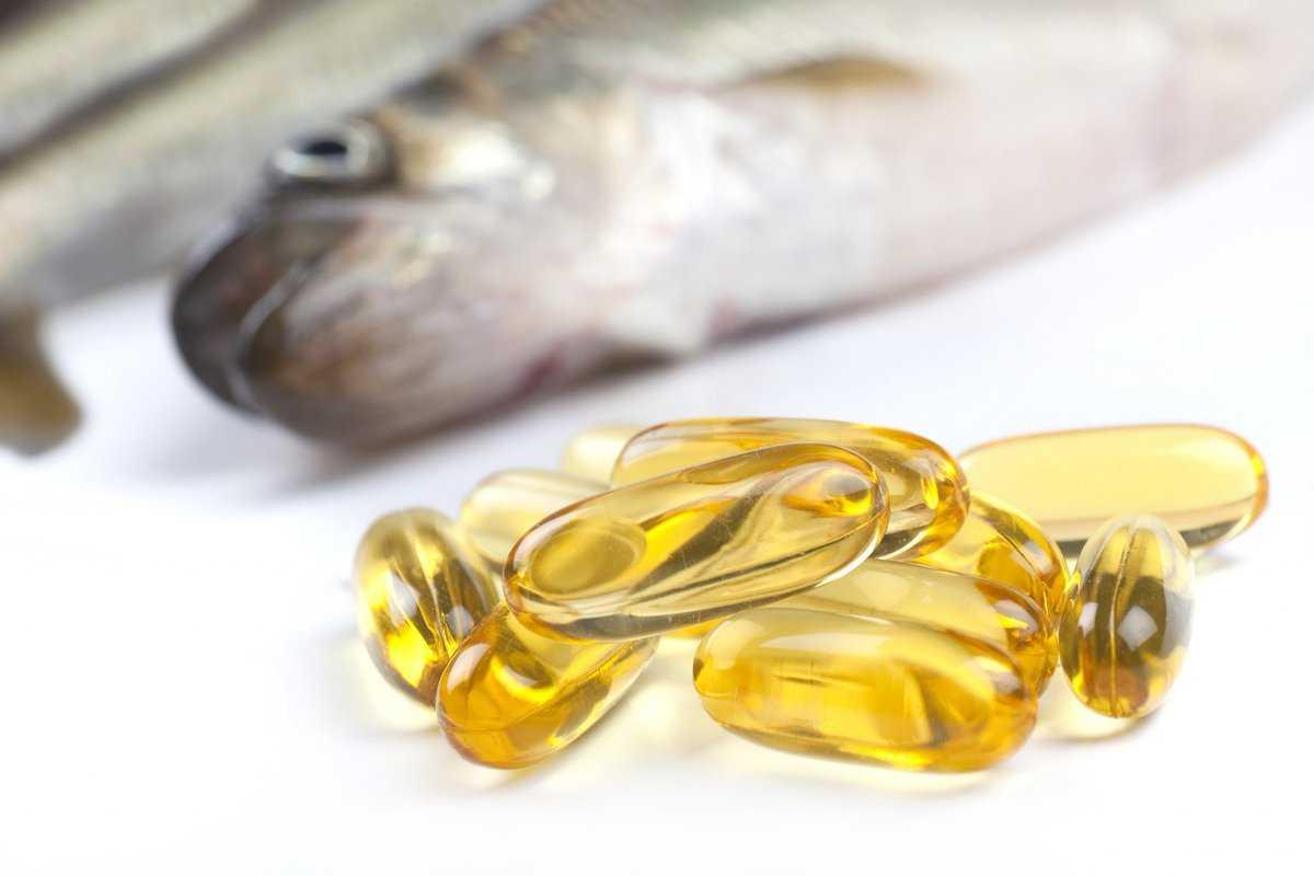 Состав рыбьего жира