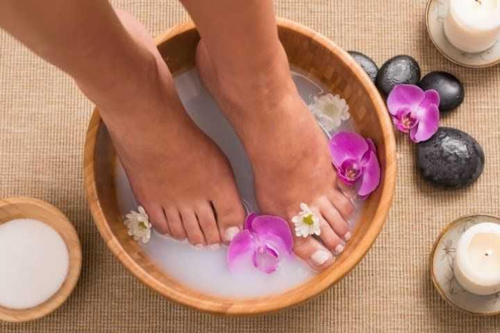 как снять отеки ног в домашних условиях Лечение
