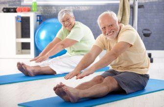 Несложные упражнения для гипертоников