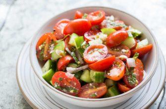Рецепты диетических блюд из овощей