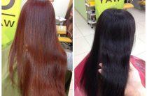 Окрашивание волос после хны: как исправить ситуацию
