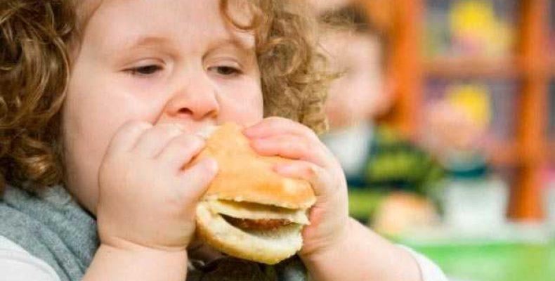 Диета для детей с ожирением и как его лечить