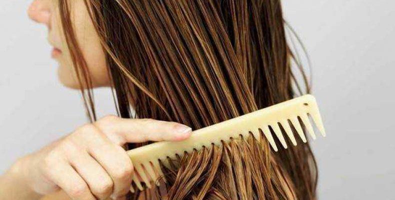 Как ухаживать за волосами смешанного типа?