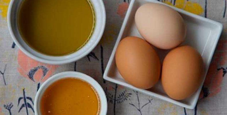 Маска для волос с медом и яйцом в домашних условиях