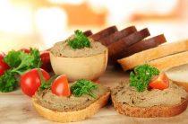 Нежный домашний паштет — Рецепт приготовления