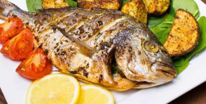 Рецепты из морского окуня приготовление блюда из дорадо