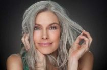 Как окрасить седые волосы в домашних условиях