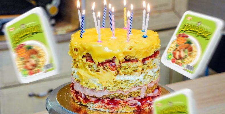 Торт из Доширака